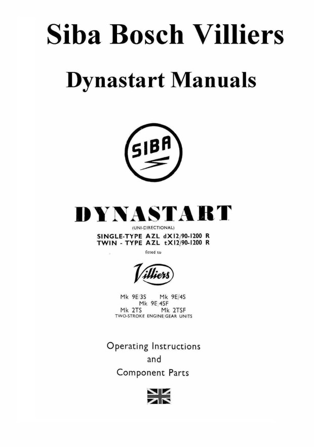 Brilliant Villiers Siba Dynastart Manuals For Mechanics Themanualman Wiring Database Gramgelartorg
