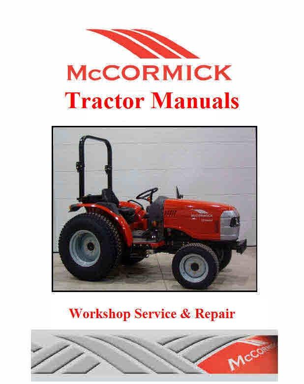 mccormick tractor service manuals themanualman rh sellfy com McCormick Compact Tractors McCormick Tractor Logo