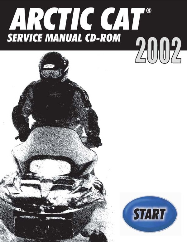 Artic Cat Service Manuals for Mechanics