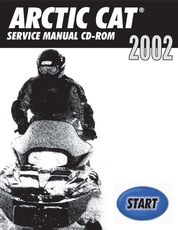 Artic Cat Service Manuals for Mechanics