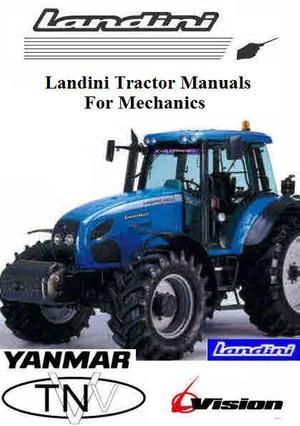 Landini Tractor Manuals for Mechanics