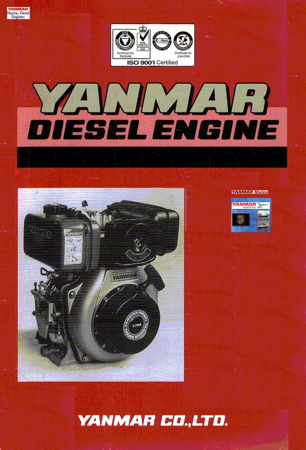 Yanmar Service Manuals for Mechanics Yanmar Marine manuals for mechanics