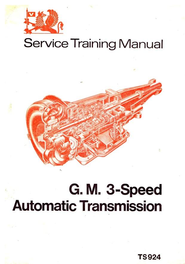 GM Vauxhall - Leycock - Borg Warner Gear box manuals