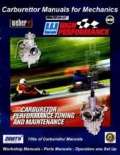 Carburetter Service Manual Archive for Mechanics