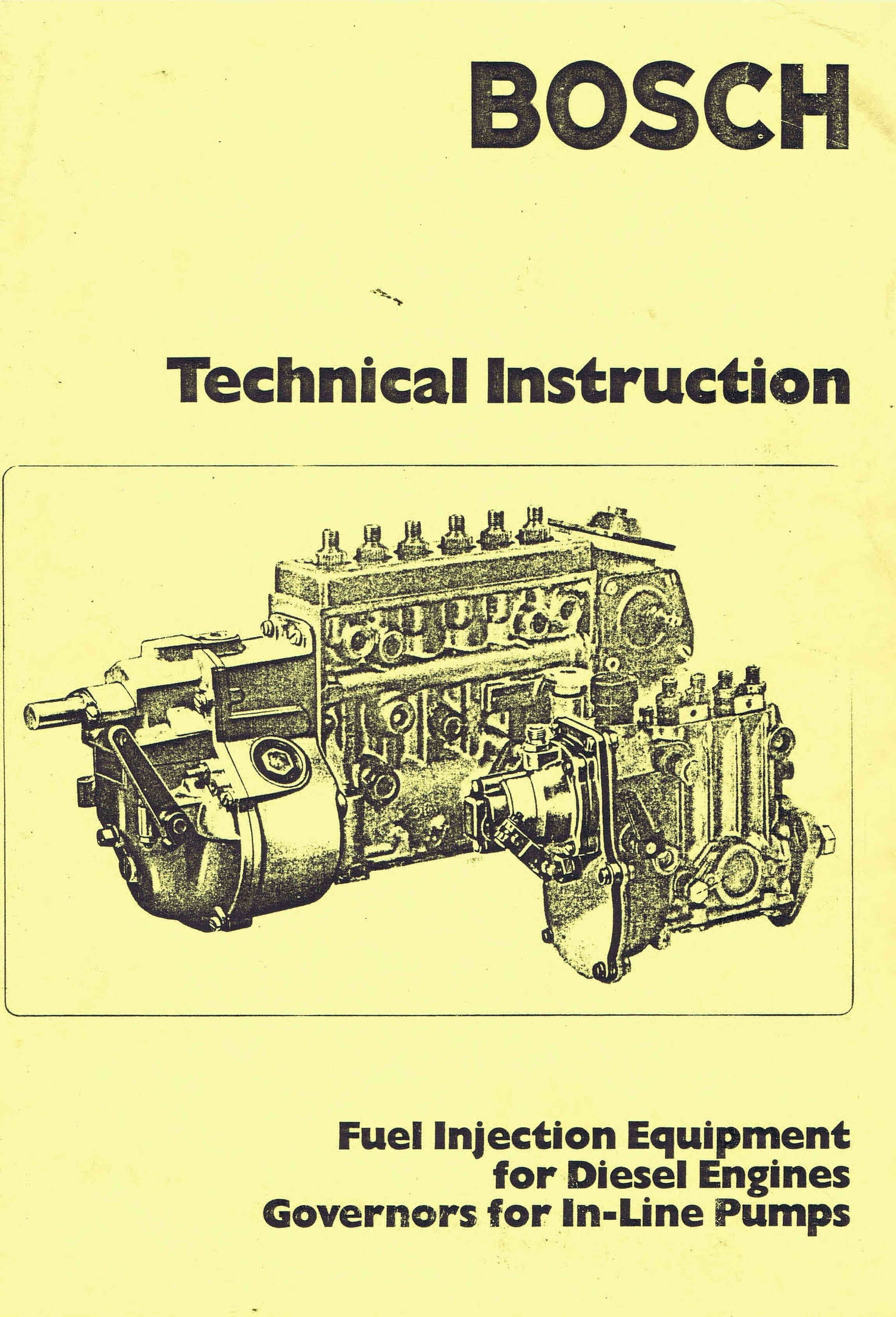 bosch diesel fuel pump manuals for mechanics rh sellfy com bosch vp37 diesel pump repair manual bosch ve diesel pump manual