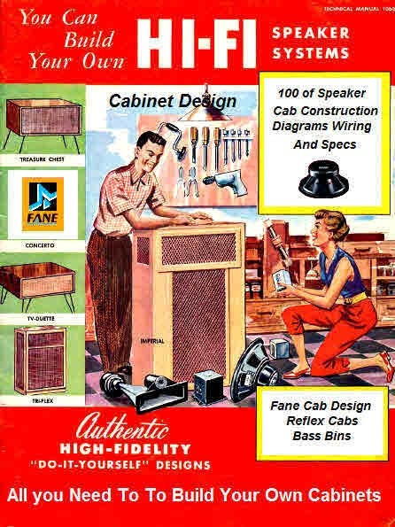 Speaker Cabinet Building & Wiring For Tec Doctors