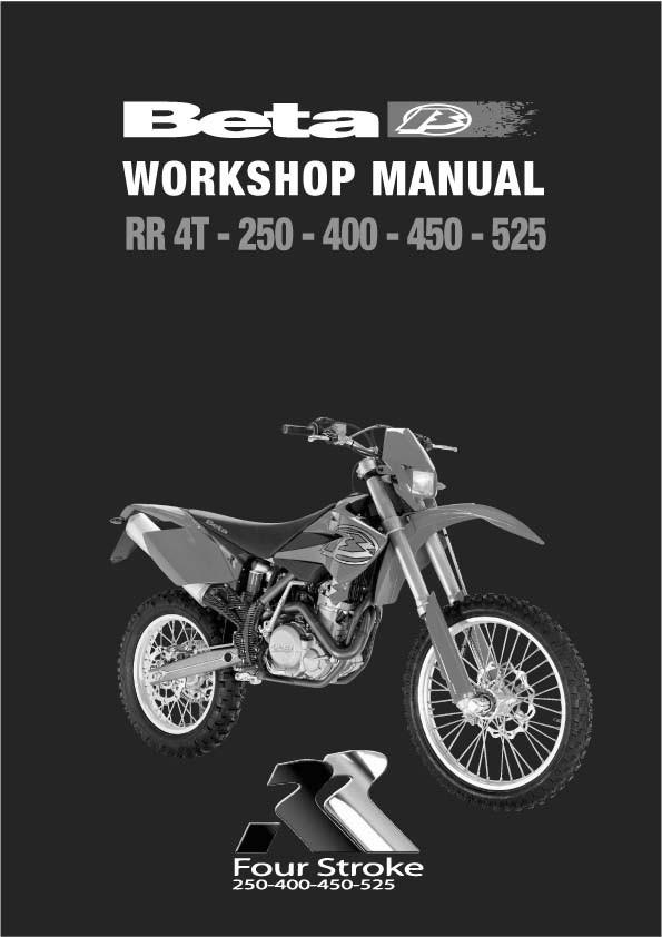 Beta Service manuals for mechanics