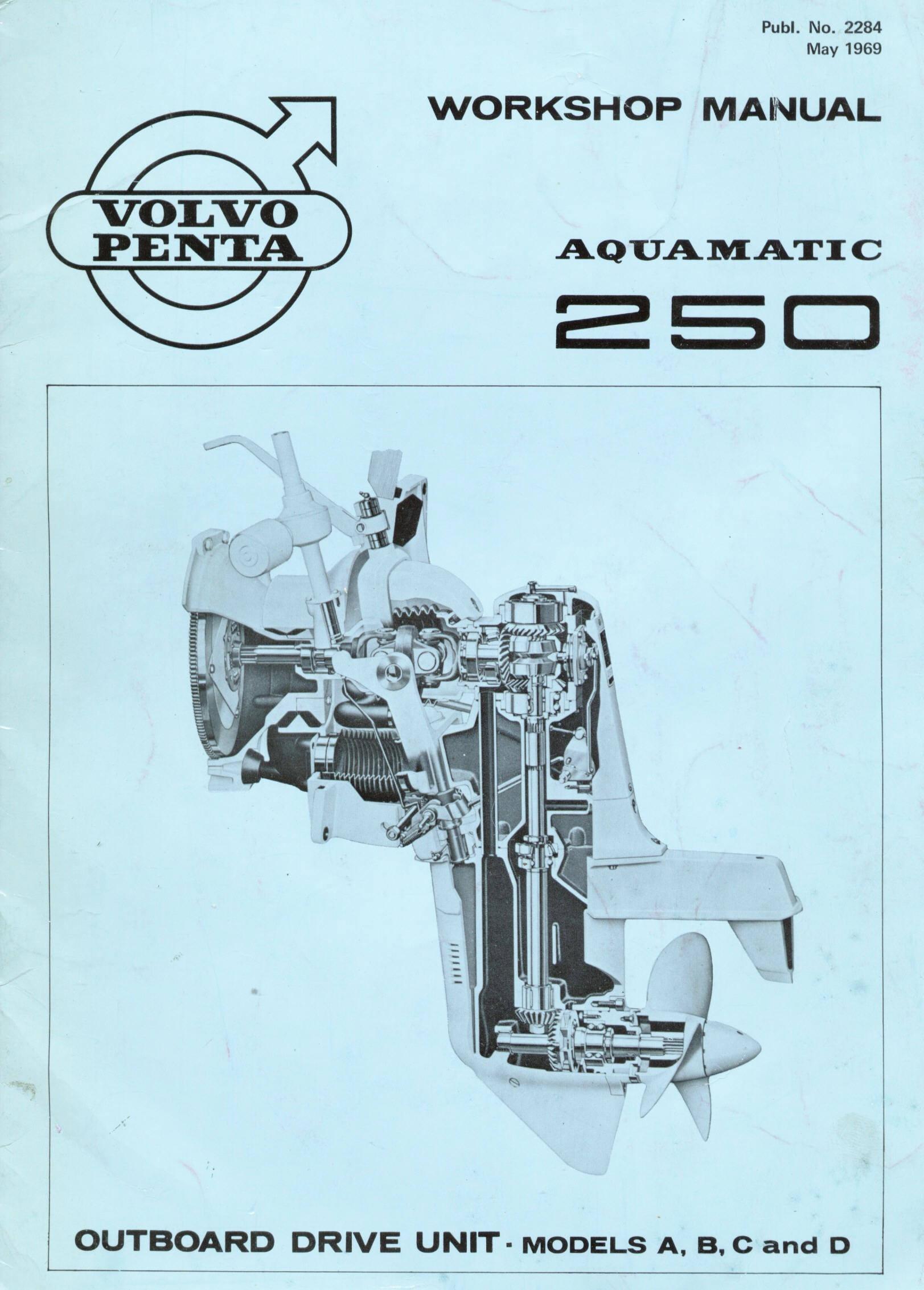 volvo marine engine service manuals for mechanics rh sellfy com Volvo Manual Trans volvo aq 130 service manual