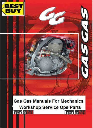 Gas Gas workshop - Parts and Operation Manualsall on one conveniant Download Archive