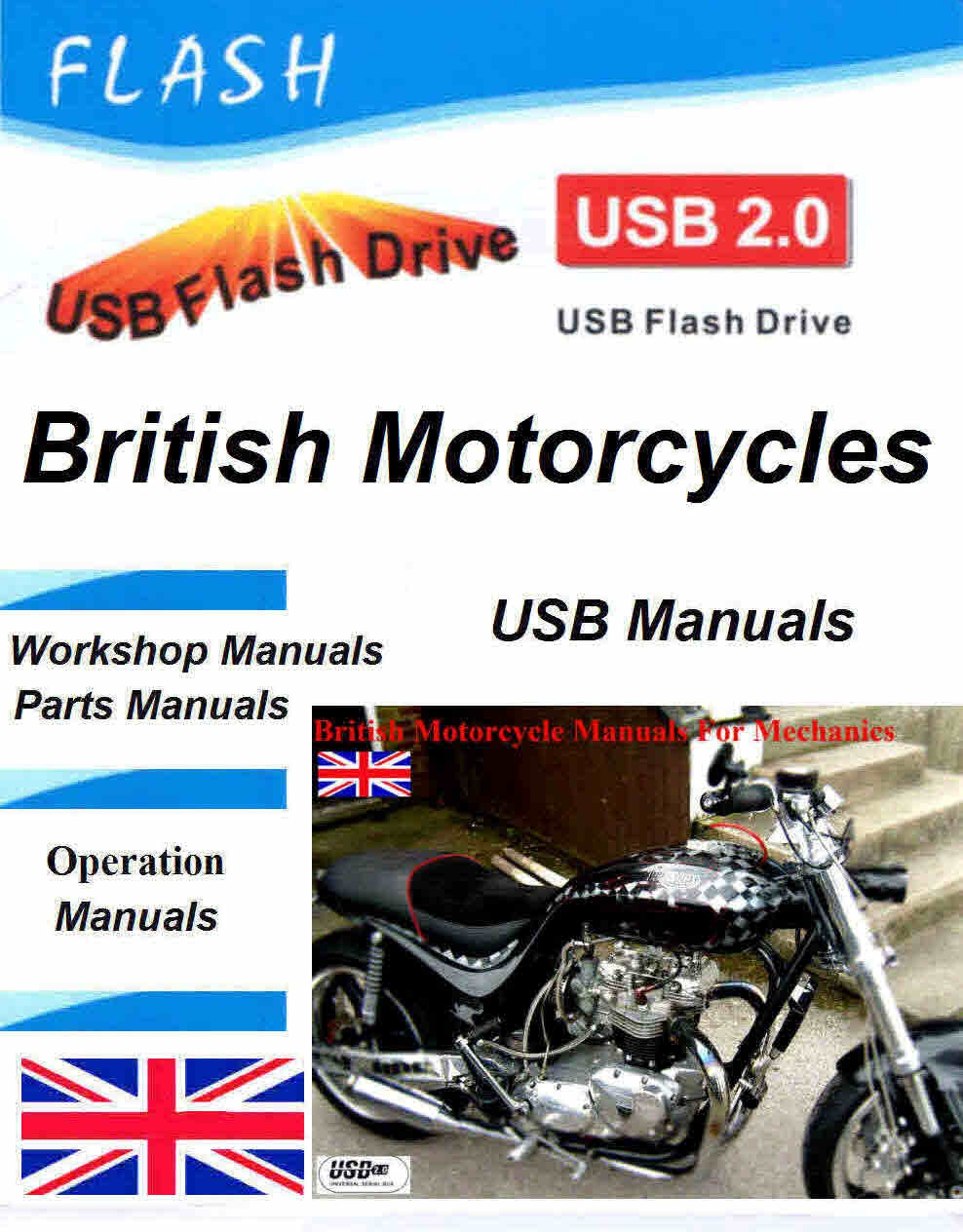 ... Array - british motorcycle archive for mechanics rh sellfy ...