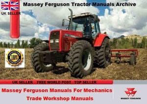 Massy Ferguson 500 Tractor Service Manual