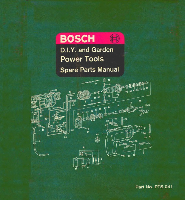 Bosch DIY Tools and Garden power tools