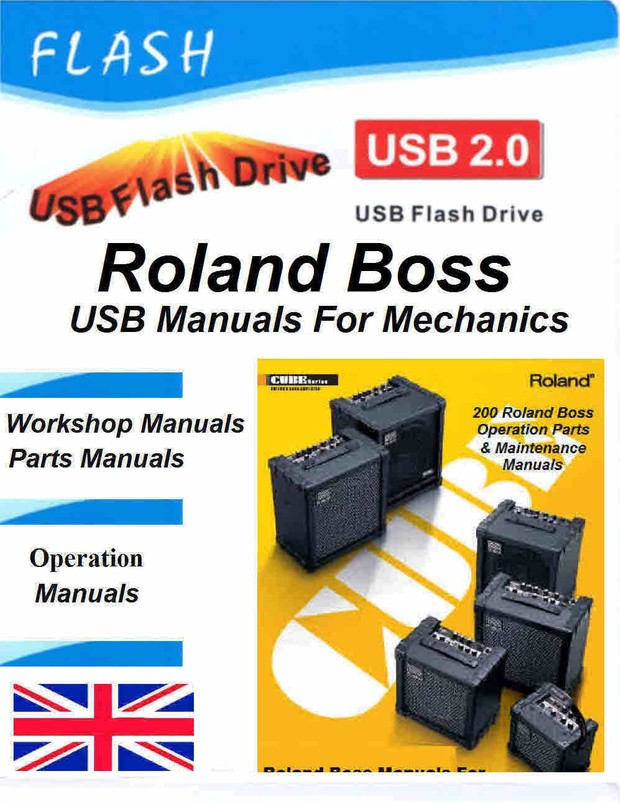 Roland boss manuals for Tech Doctors Boss User Manuals - Diagrams - Tech  Information