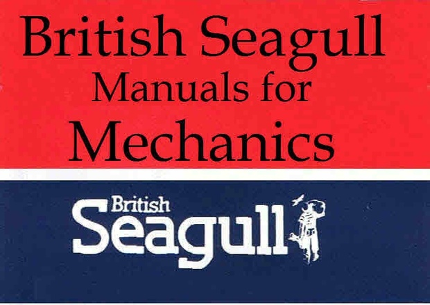 British Seagull Outboard Manuals For Mechanics