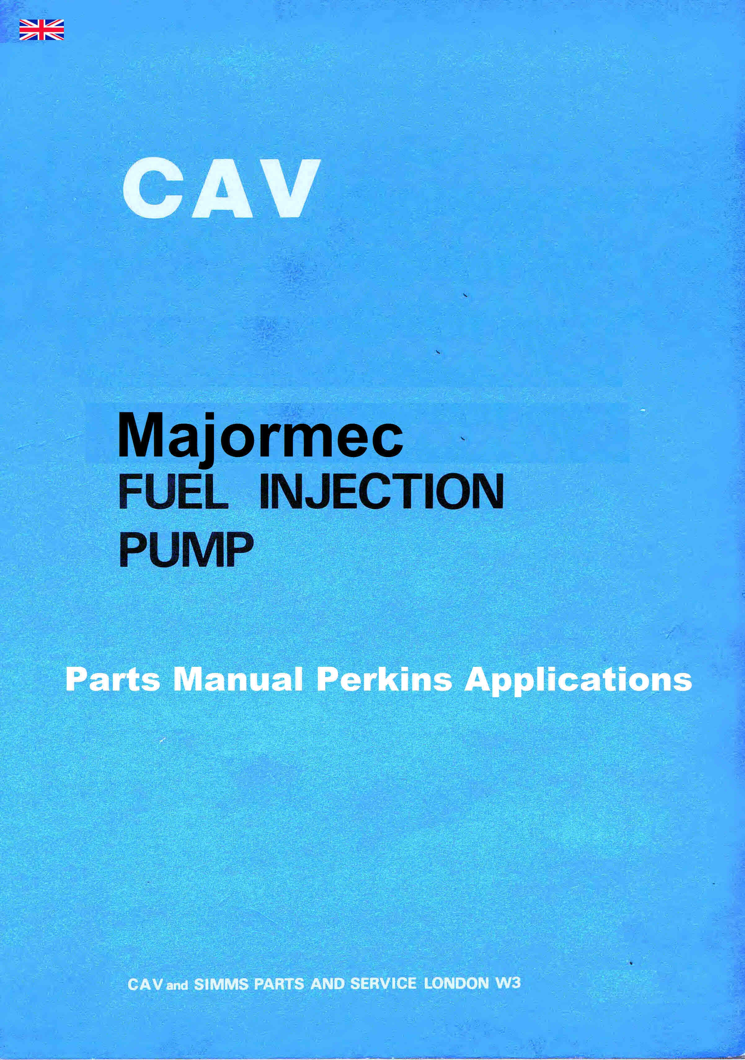 Lucas Cav Injection Pump Parts Diagram Library Of Wiring Fuel Dps Service Manuals For Mechanics Rh Sellfy Com Manual