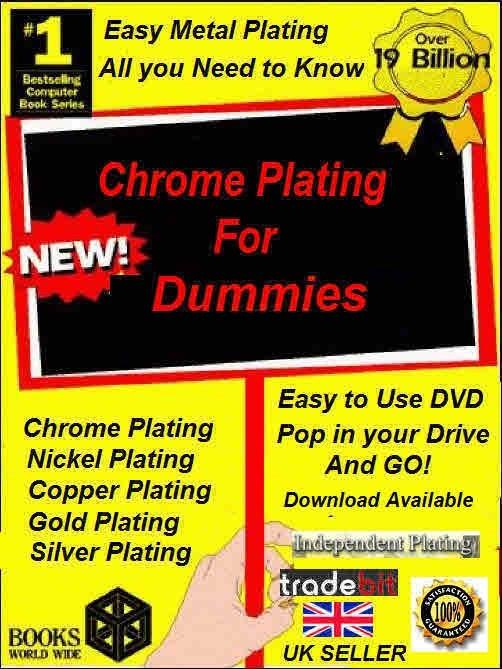 Chrome and Metal Plating for Mechanics