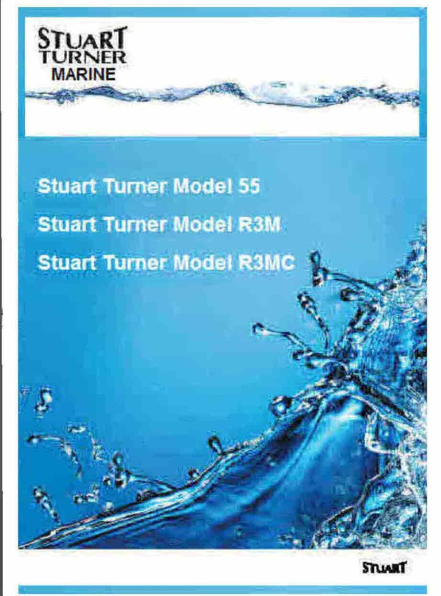 Stuart Turner Marine Manuals