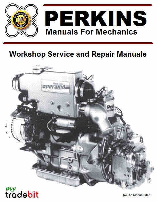 Perkins Vintage Engine Manuals Super Archive
