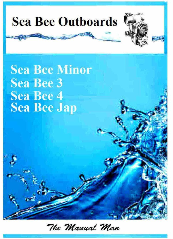Sea Bee Outboard Manuals for Mechanics