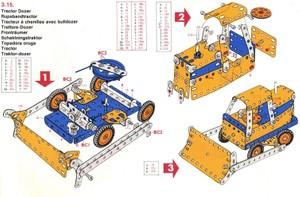 JCB Vintage Back Hoe and Tractor Manuals for Mechanics