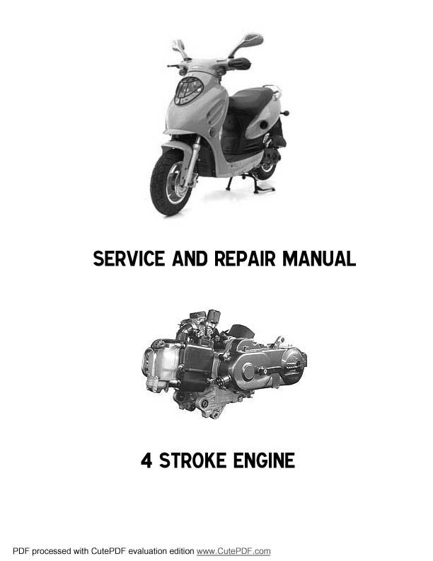 baotian service manuals for mechanics themanualman rh sellfy com Scooter Baotian BT 49 Qt18 Baotian Scooter Parts