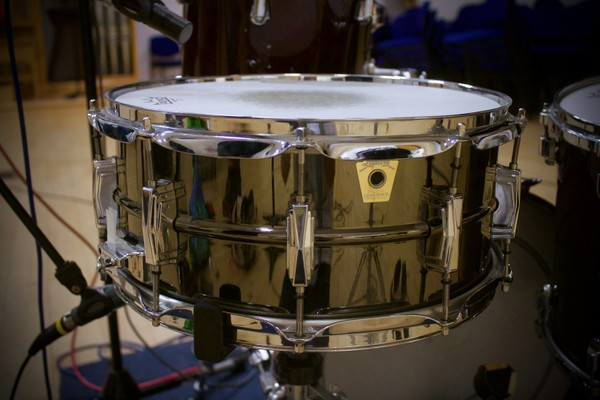 Ludwig Black Beauty - Huge Hall Sample