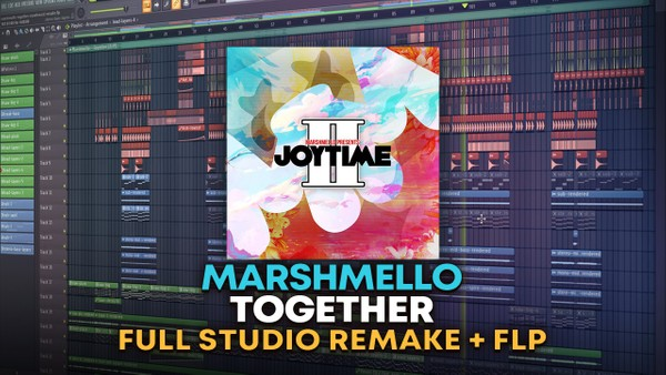 Marshmello - Together [FULL FLP]