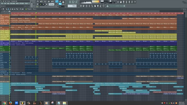 FL Studio - EDM Tropical House Template 2