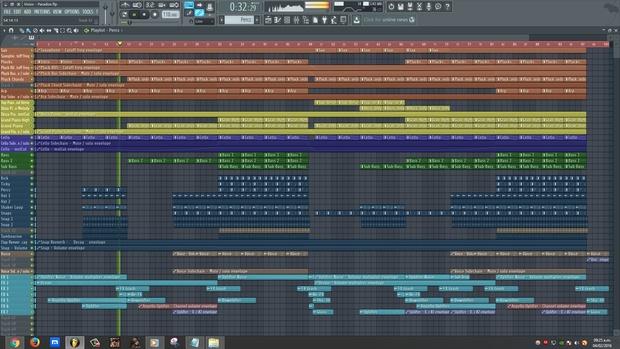 FL Studio - EDM Tropical House Template 2