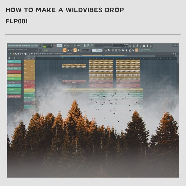 Professional Progressive House Template by WildVibes [FULL FLP]