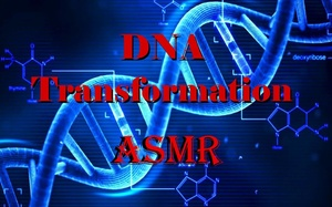 ASMR Guided Meditation: DNA TRANSFORMATION