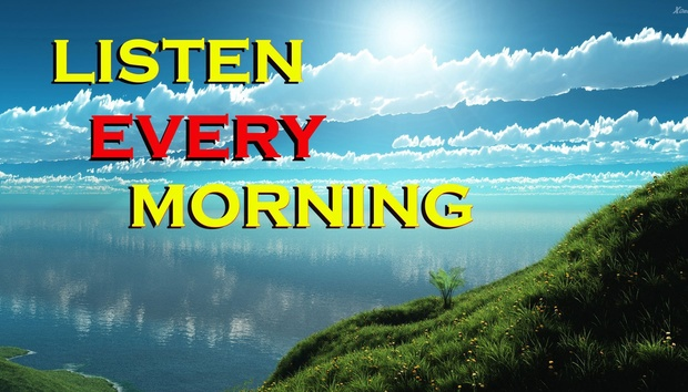 Manifest Anything by Listening to This Every Morning