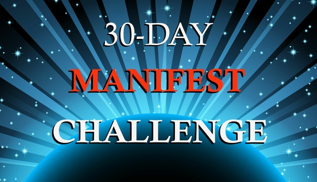 The FORMULA to MANIFEST ANYTHING: 30 Day Manifest Challenge