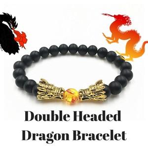 Double Headed Dragon Bracelet