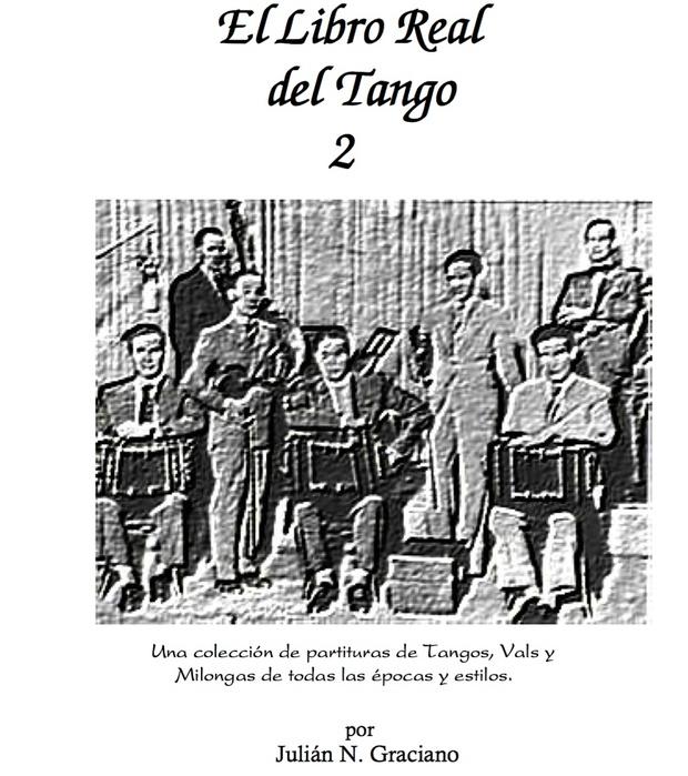 El Libro Real del Tango 2 (Real Tango Book 2)