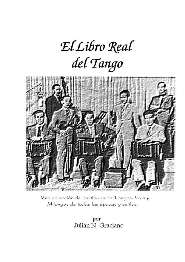 El Libro Real del Tango 1 ( Real Tango book 1)