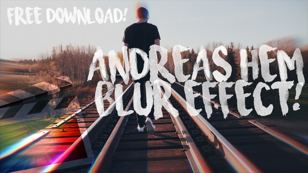FREE ANDREAS HEM BLUR EFFECT - FINAL CUT PRO X