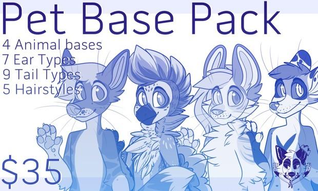 Pet Base Pack