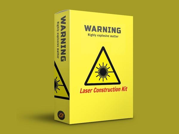 Laser Construction Kit