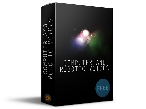 Computer and robotic voices