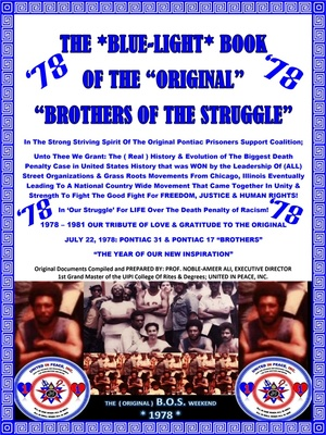 From gangster disciple to growth development the 2016 blue light book of the original pontiac brothers of the struggle 1978 malvernweather Choice Image