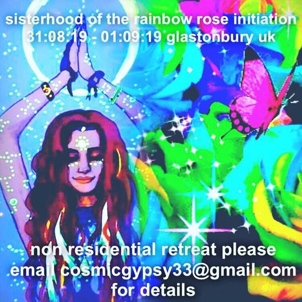 deposit for sisterhood of the rainbow rose