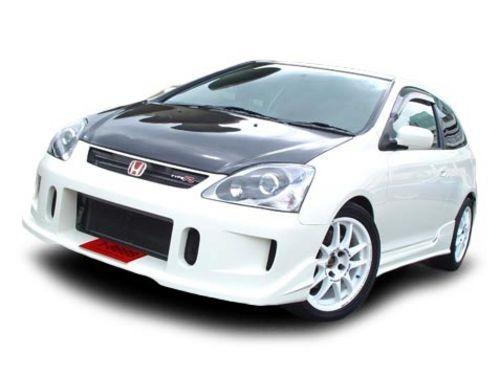 Honda Civic (2001-2005) Workshop Manual
