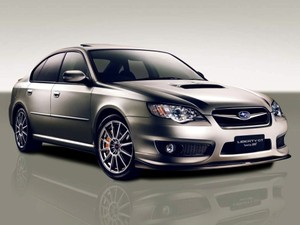 Subaru Liberty  (2005-2009) Workshop Manual