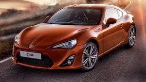 Toyota GT86 BRZ Workshop Service Repair Manual