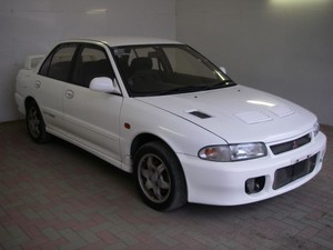 Mitsubishi Lancer Evolution I to III (1992-1996) Workshop Manual