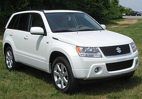 Suzuki Grand Vitara (2005-2008) Workshop Manual