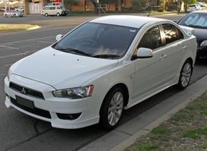 Mitsubishi Lancer (2008-2012) Service Repair Manual