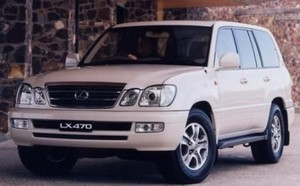 Lexus LX470 (2005-2007) Workshop Manual