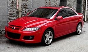 Mazda 6 (2002-2008) Workshop Manual